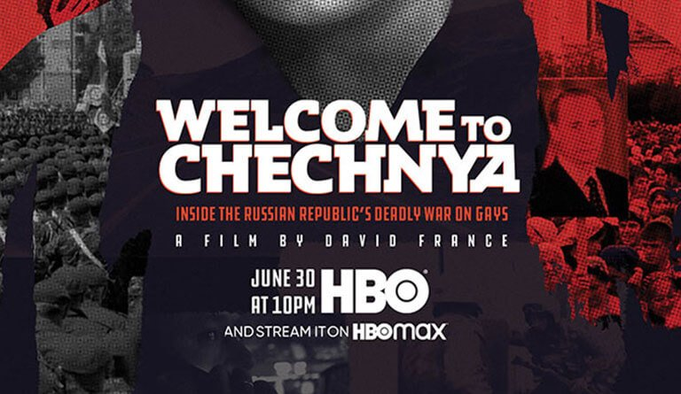 Tell others to see Welcome to Chechnya.